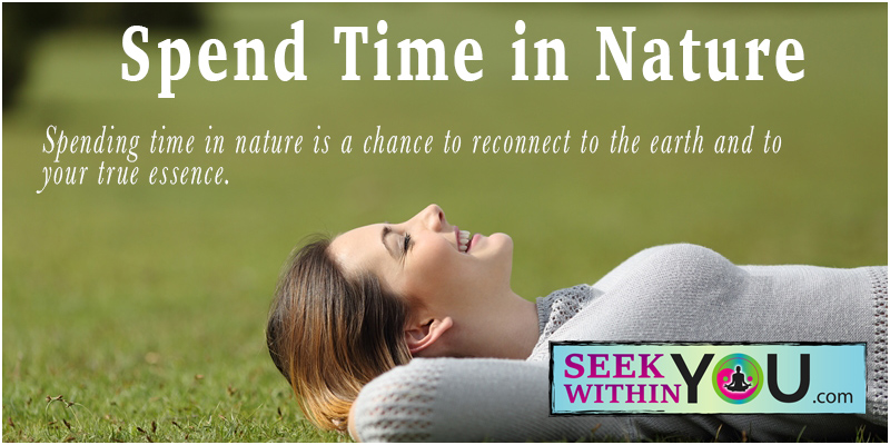 Spend-time-in-nature Blog Articles on Self Healing