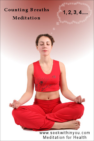 Counting Breaths Meditation for Anxiety and Stress