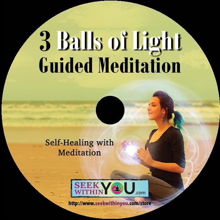 Free Self-Healing Guided Meditation