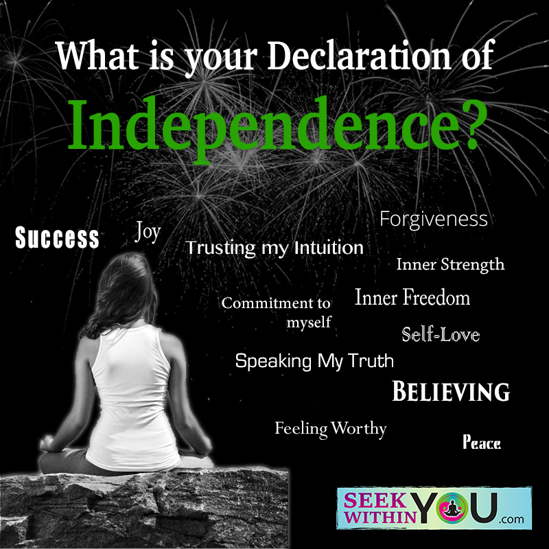 Setting Intentions for a Life Transformation