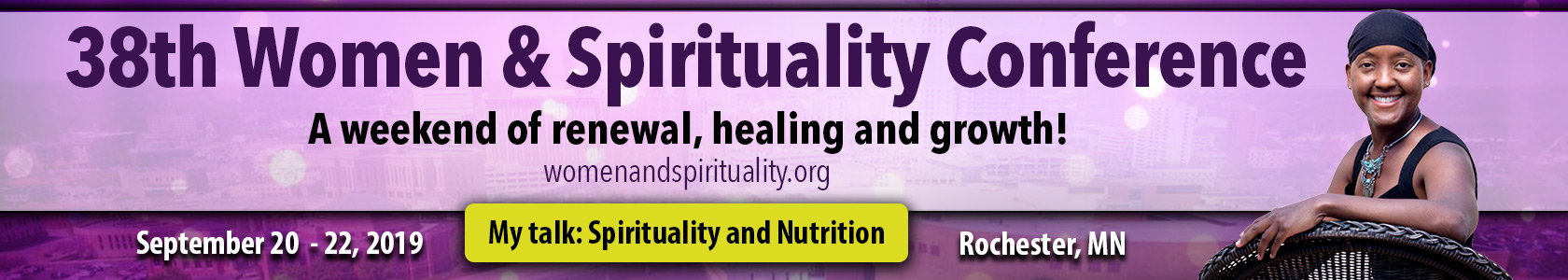 Women & Spirituality Conference 2019