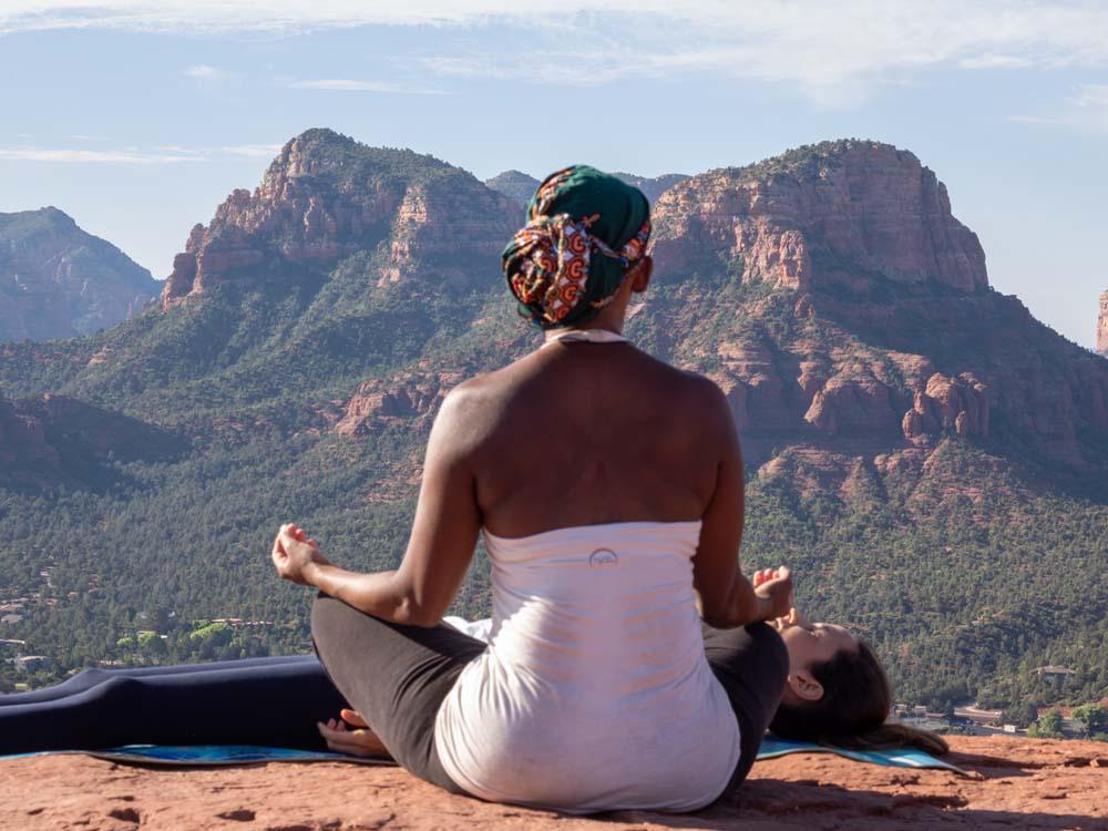 Spiritual Healing Retreat in Sedona