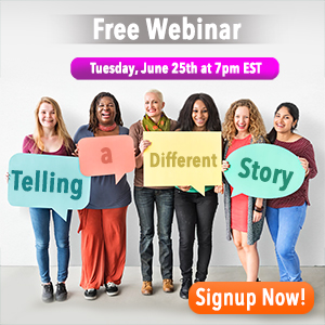 Tell a Different Story Webinar