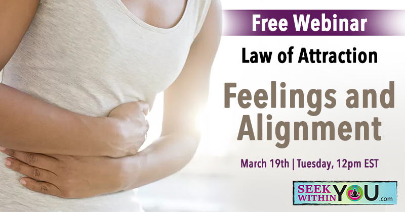 Webinar - Feelings and Alignment