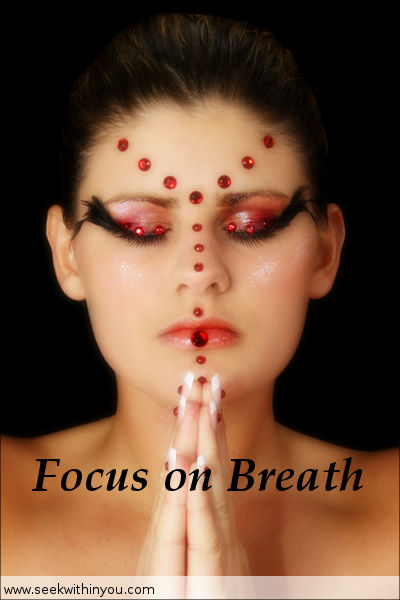 Focus on Breath for Anxiety and Stress Relief