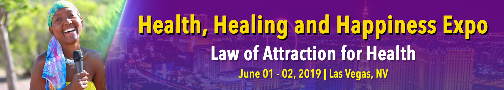 Health, Healing and Happiness Expo 2019
