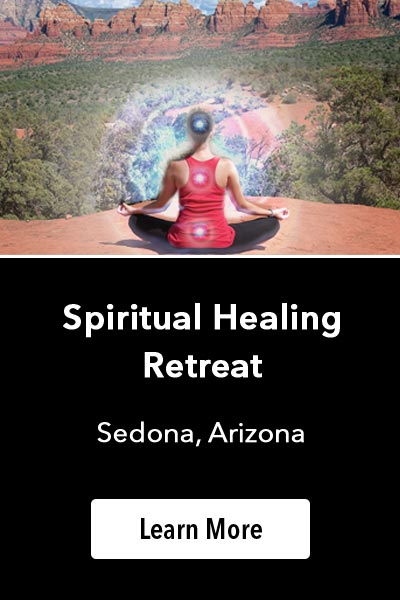 Sedona Spiritual Healing Retreat