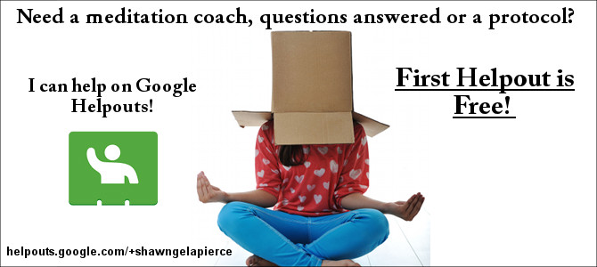 Meditation Coach Google Helpouts